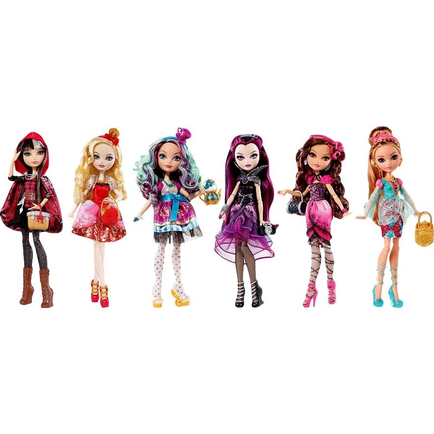 самом все куклы эвер афтер хай и их имена фото стали приглашать