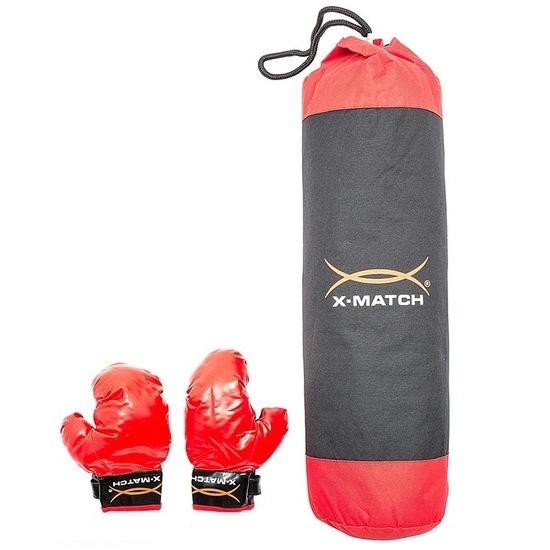 Набор для бокса x-match, д-180мм, н-600мм, сетка