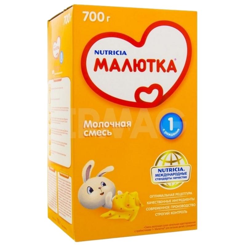 Малютка 1 600.0 (0-6 мес) молочн смесь