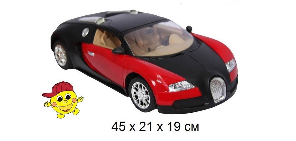 Автомобиль mioshi tech 31,5 см. на аккум. 2012rc-07 (красная)