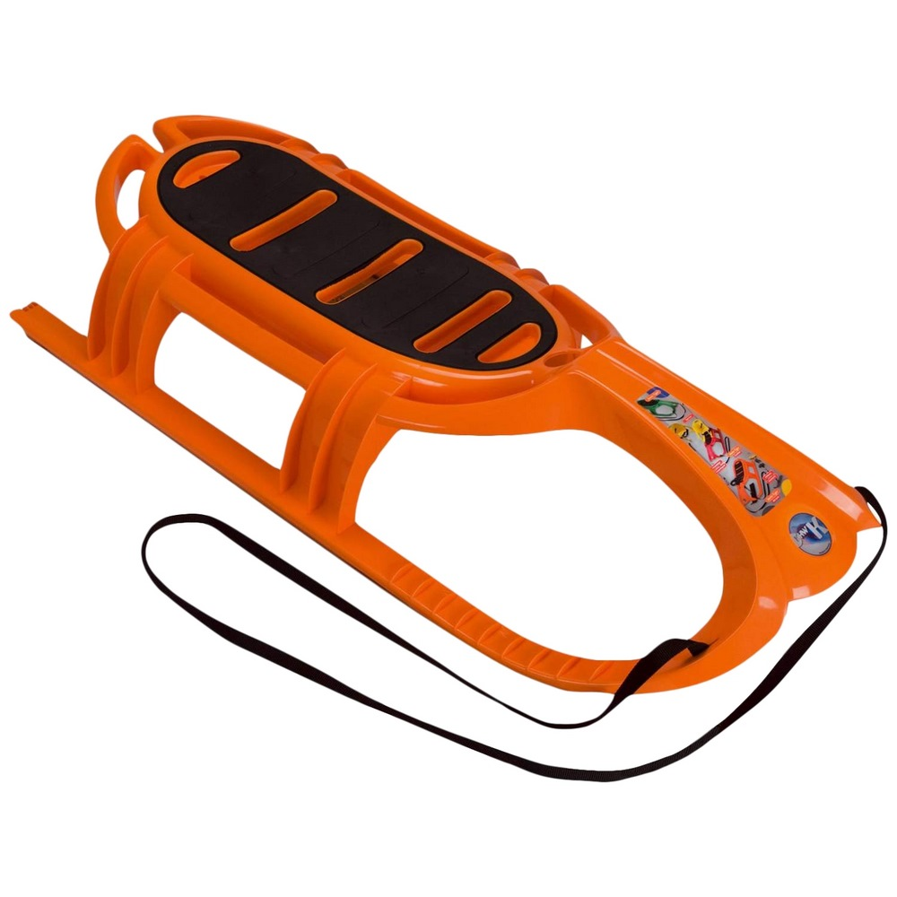 Санки KHW Snow Tiger оранжевый 21500