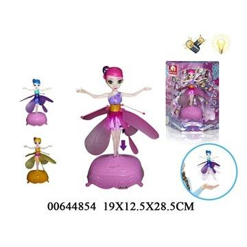 Кукла летающая Феяна бат. 00644854
