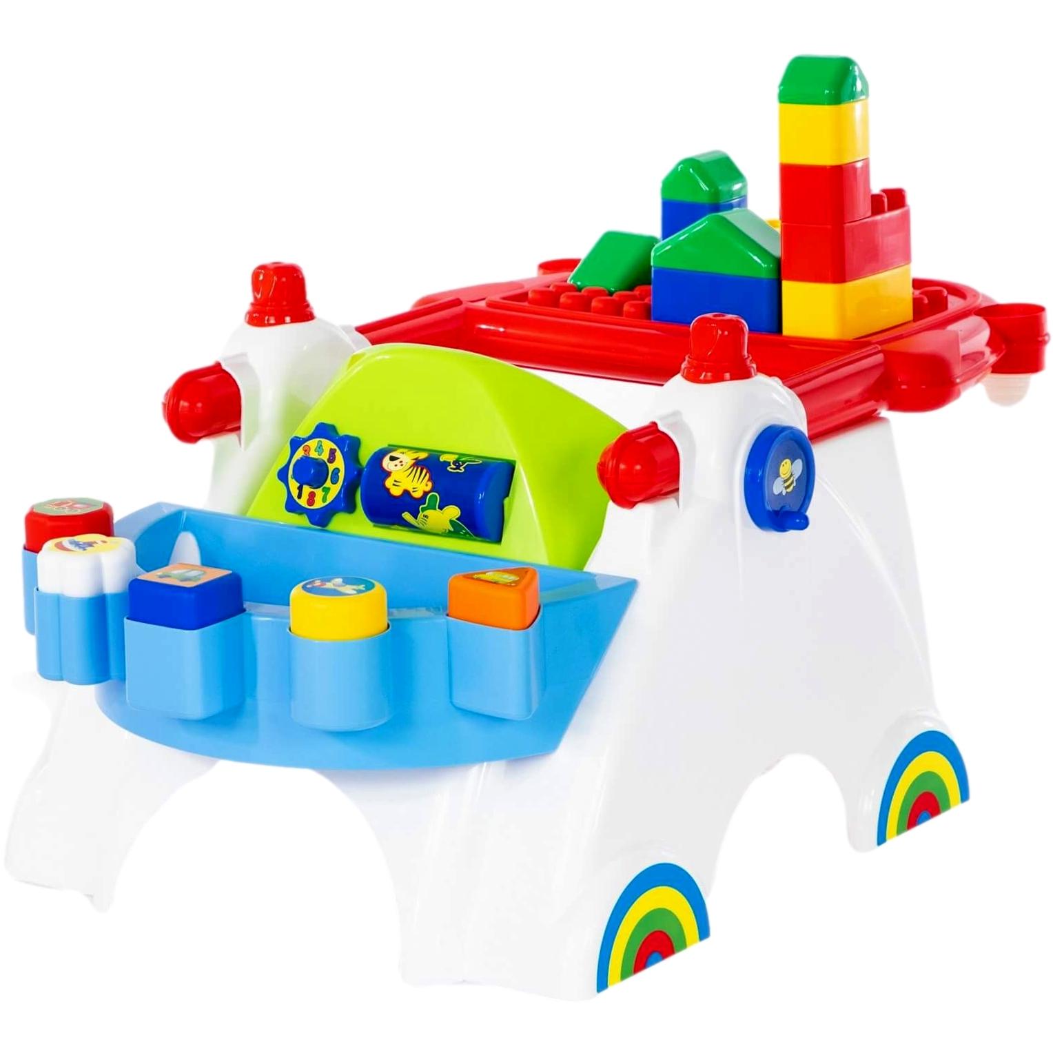 Игровой центр беби + набор (17 элементов) (в пакете), арт. 54555