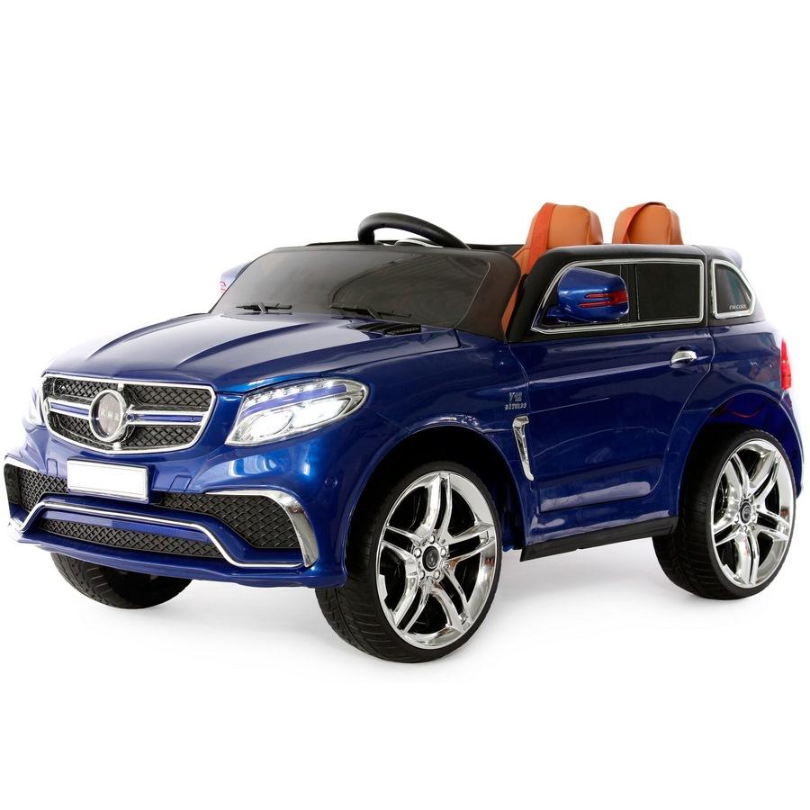 Электромобиль Mercedes Е009КХ (1-8 лет) синий