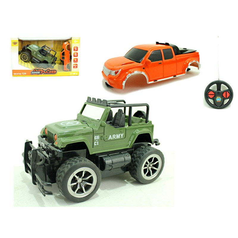 Машина р/у драйв со сменным корпусом., машины и мотоциклы