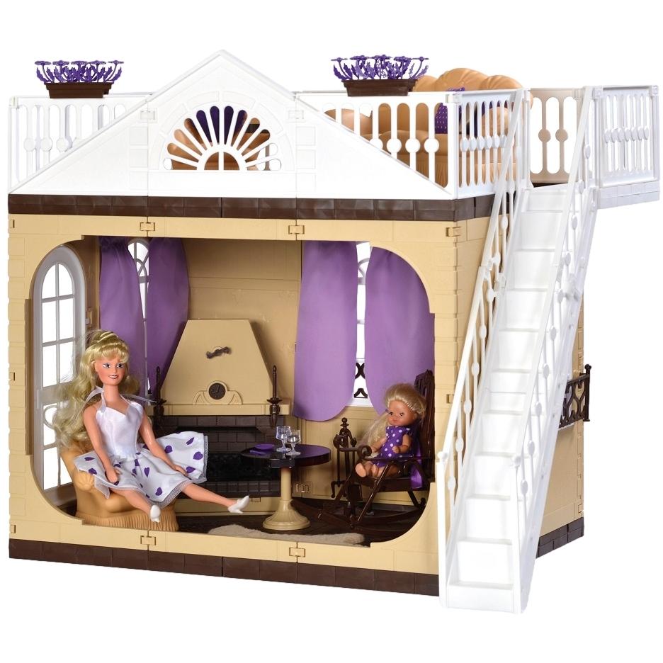 Дачный дом для кукол коллекция 47 см