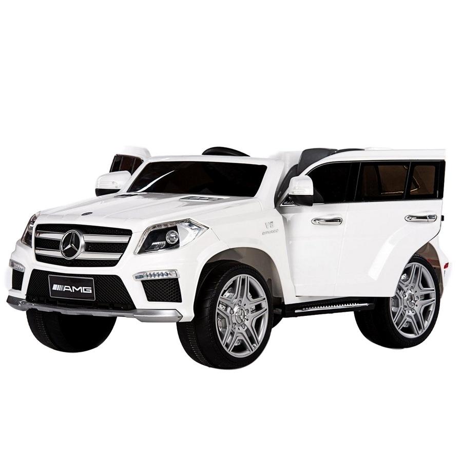 Электромобиль Mersedes-Benz LS-628 GL 63 (1-8 лет) белый