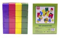 Кубики 20 эл. (016831)