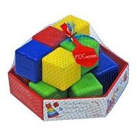 Малыш набор кубиков на подложке (026733)