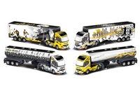 1toy драйв грузовик-тягач ру аэрограф.49 см. 4в.в ассорт. (062602)