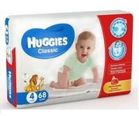 Хаггис classik 4м 7-18кг №68 9401044 (120776)