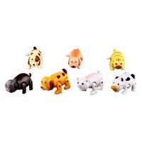 Игрушка заводная домашние животные, 6 видов в ассортименте (129749)