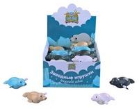 Игрушка заводная морской котик, плавает в ассорт. (129754)