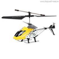 """Вертолет mioshi tech  """"ir- 107, желтый""""  (и/к, 3,5 канала, гироскоп, длина 22 см, usb) (134369)"""