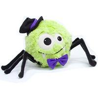 Паук-повторяшка остин, интерактивный вибрирует, 11,4 см, мягкие игрушки мех. и интерактив. (175519)