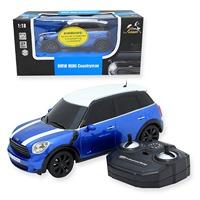 Машина р/у bmw mini countryman 1:18 с аккумулятором, свет, цвет в ассорт., машины и мотоциклы (186028)