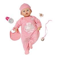 Игрушка baby annabell кукла с мимикой, 46 см, кор.792-810 (186559)