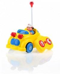 """Развивающая игрушка на р/у малышарики """"увлекательное путешествие: автомобиль"""" (свет,звук) (195877)"""