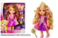 Кукла принцессы дисней, рапунцель со светящимися волосами759440 (222161)