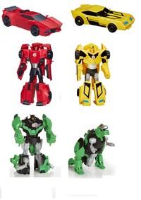 Трансформеры роботс-ин-дисгайс гиперчэндж (222878)