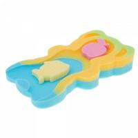 Тега поролоновый матрас для ванны mini, маленький, разноцветный  (226197)