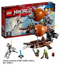 Игрушка ниндзяго дирижабль-штурмовик70603 (228480)