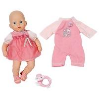 Игрушка my first baby annabell кукла с допол.набором одежды, 36 см, кор.794-333 (230353)