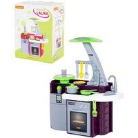"""Игровой набор Полесье """"Кухня Laura"""" (в коробке, 61*34*75 см) (240490)"""