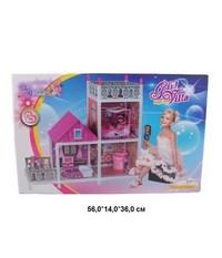 Кукольный домик с аксесс. 101*41*99.5 см (243387)