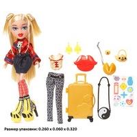 Bratz! в путешествии, кукла делюкс хлоя537007 (246389)