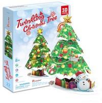 """3D-пазл """"Новогодняя елка"""" (с подсветкой) (247680)"""