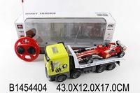 Машина грузовик эвакуатор р/у, свет/звук, фрикц.машина, машины и мотоциклы (249635)