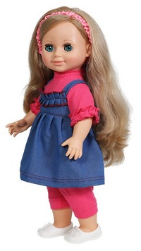 Кукла анна весна 5 озвученная (251396)