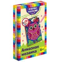 "Алмазная мозаика ""совушка"" (253178)"