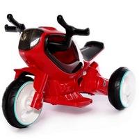 Электромотоцикл HC-1388 от 2 лет (свет, звук, красный) (255610)