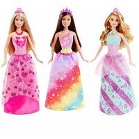 """""""маттел"""". barbie® куклы-принцессы в ассортименте в кор.6шт (256760)"""
