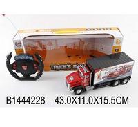 Машина р/у грузовик, свет, машины и мотоциклы (258178)