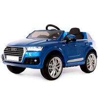 Электромобиль Audi Q7 Quattro (1-8 лет) синий глянец (258251)