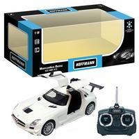 Машина р/у mercedes-benz sls amg gt3 1:16, свет, двери открыв., цвет в ассорт., машины и мотоциклы (261380)