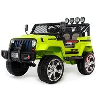 Электромобиль Jeep T008TT (3-8 лет) зеленый (262302)