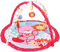 Детский коврик q/3390c-0299 для нов-х.c мягк.игр. на радость малышам в сумке (262364)