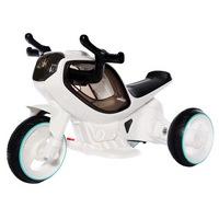Электромотоцикл HC-1388 от 2 лет (свет, звук, розовый) (265717)