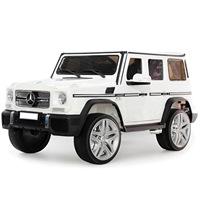 Электромобиль Mercedes Benz G65 (3-8 лет) белый (266141)