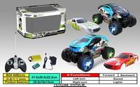 Машина р/у аккум, сменный кузов в кор. (270607)