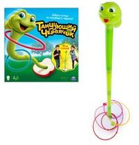 Игра spin master танцующий червячок (wobbly worm)34289 (270678)