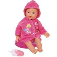 Игрушка my little baby born кукла быстросохнущая с горшком и бутылочкой, 32 см, дисплей823-460 (275301)