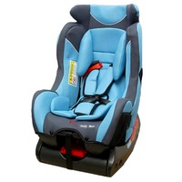 Автокресло lb 718 rf (teddy bear) (09. blue+grey) (277169)