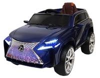 Электромобиль Lexus Е111КХ (1-7 лет) синий глянец (277228)