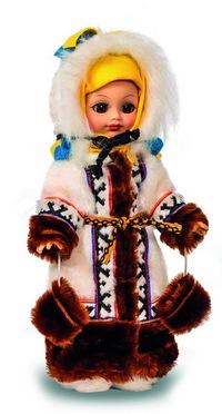 Кукла ямальская красавица озвуч (278737)