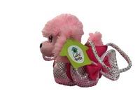 """Механическая игрушка """"собачка"""", 18,5 см, мягкие игрушки мех и интерактив (278870)"""